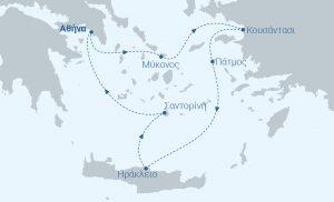 Celestyal Cruises 2021/2022 Brochure - Greek - EUROS