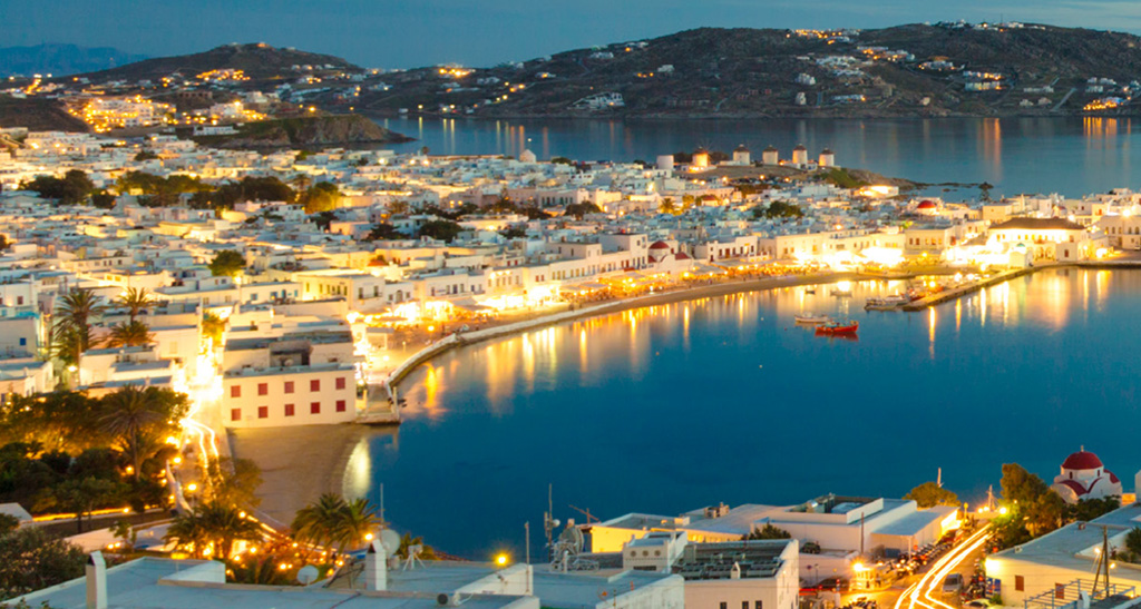 Aegean–3 nights