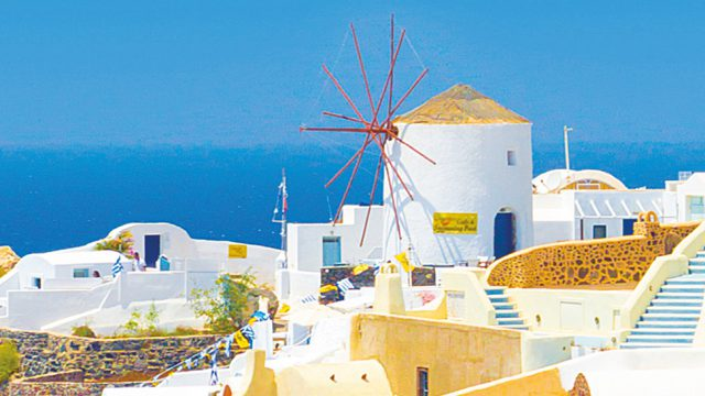 Aegean–4 nights