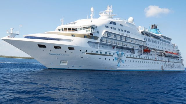 πλοίο Crystal